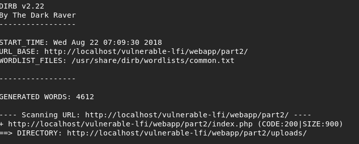 From Local File Inclusion to Remote Code Execution - Part 2