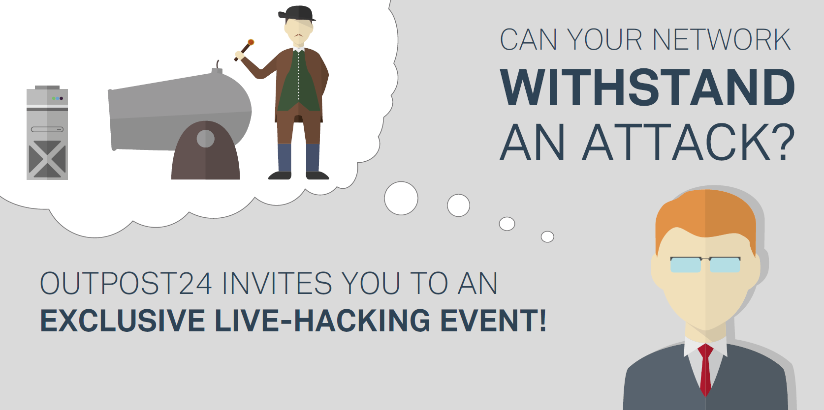 live hacking event